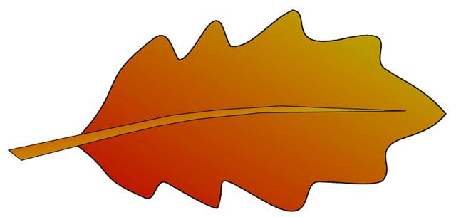 640x305 Oak Leaf Clip Art Many Interesting Cliparts