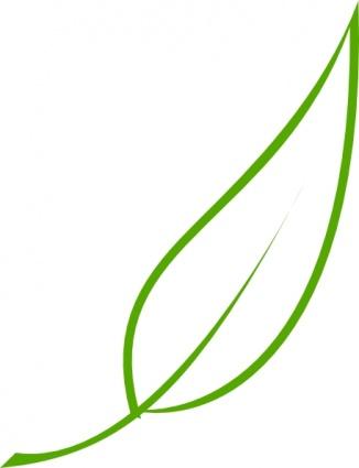 326x425 Leaf Clip Art Outline Clipart Panda
