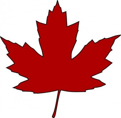 425x417 The Best Maple Leaf Clipart Ideas Maple Leaf
