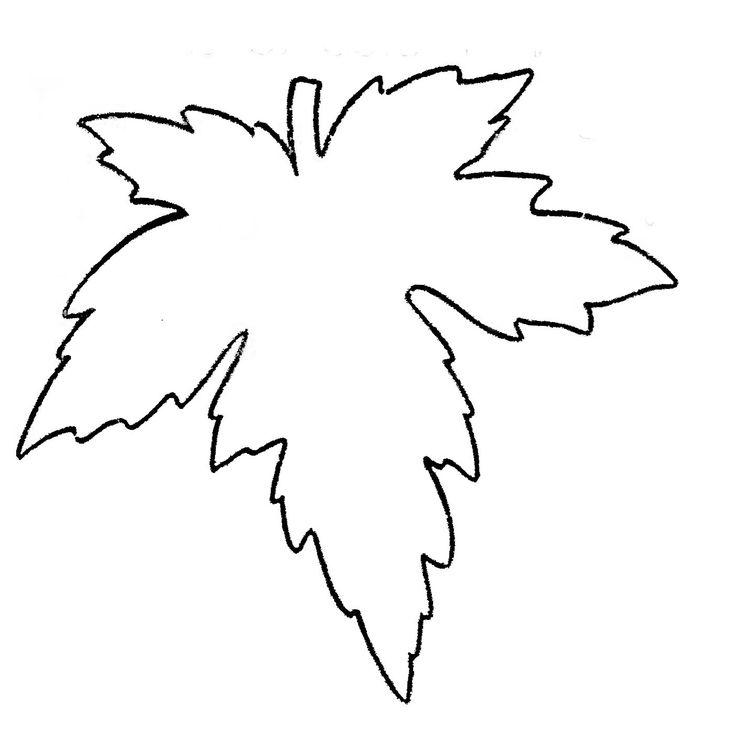 Leaf Pattern Clip Art