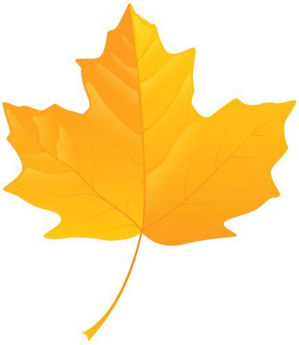 Leaf Pile Clipart