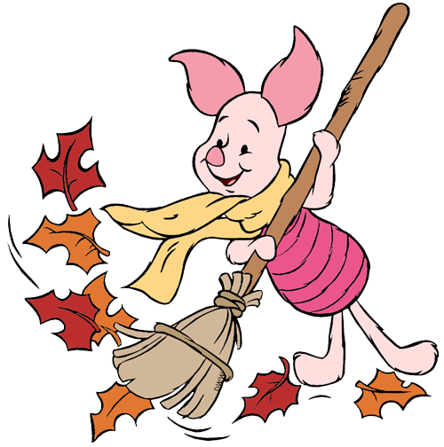 Leaf Raking Clipart | Free download on ClipArtMag