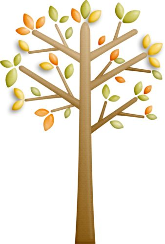 Leaf Tree Clipart