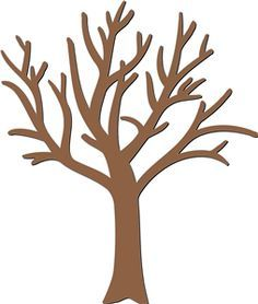 236x278 Tree Template No Leaves Tree With No Leaves Clip Art