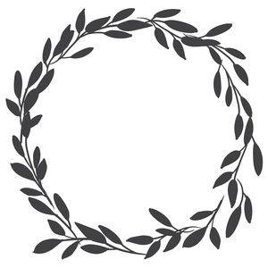 300x300 Classy Clipart Wreath