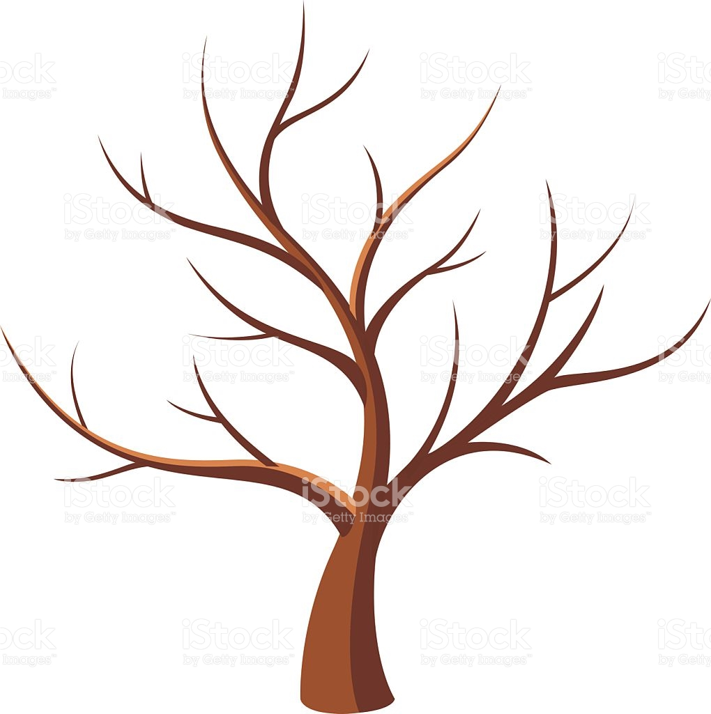 Leafless Tree Outline | Free download on ClipArtMag
