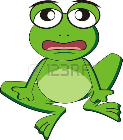 394x450 Bullfrog Clipart Leap Frog