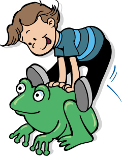 240x307 Toad Clipart Leap Year