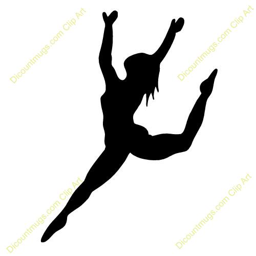 500x500 Ballerina Clipart Dance Leap