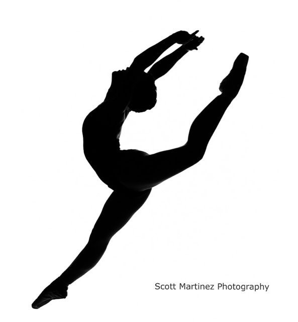 593x640 Ballerine Clipart Dance Leap