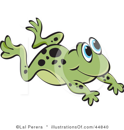 400x420 Clipart Free Frog Leap