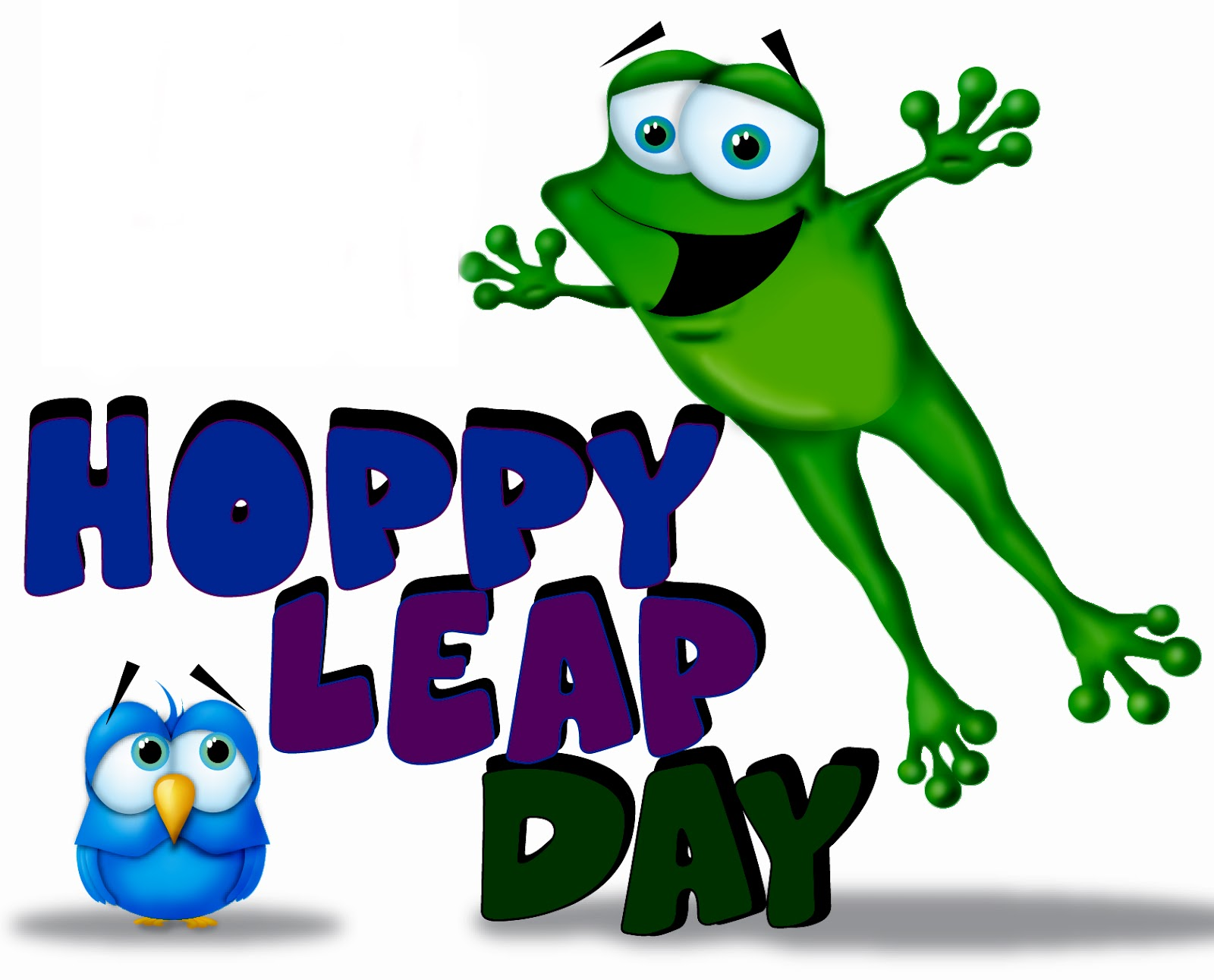 1600x1291 Animated leap year clipart free