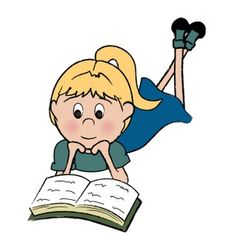 236x236 Girl Learning Cliparts 215658