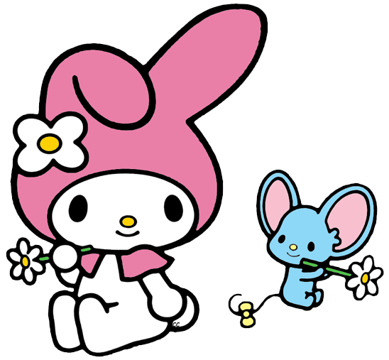 548x507 My Melody Clip Art Images