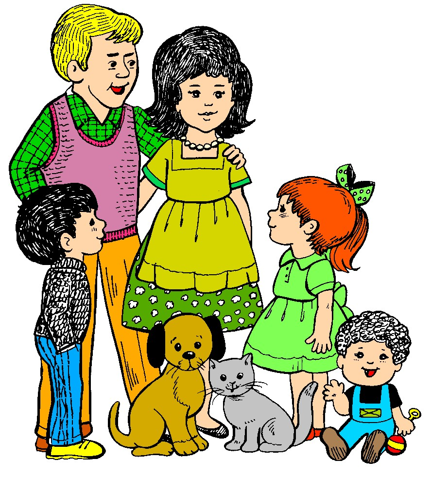 887x981 Happy Family Clip Art Free Clipart Images 2 2