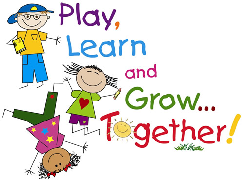 500x371 Kids Learning Clipart