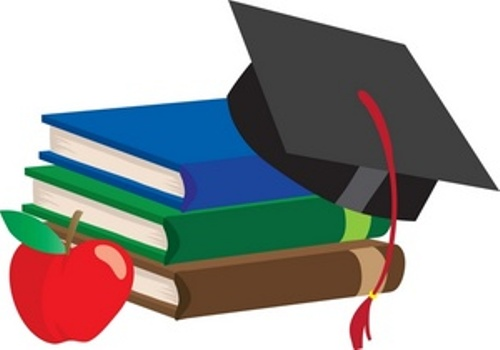 500x350 Library Clipart Education