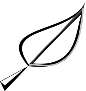 282x298 Leaf Black And White Leaves Black And White Leaf Clipart 2