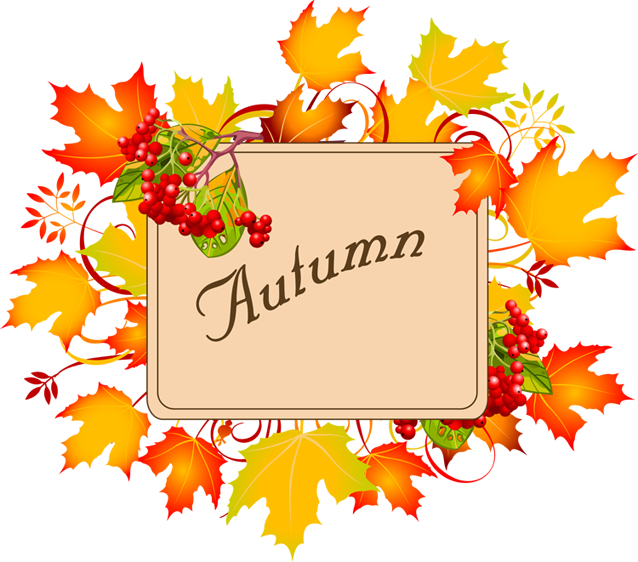 638x562 Fall Border Blowing Leaves Border Clipart Image