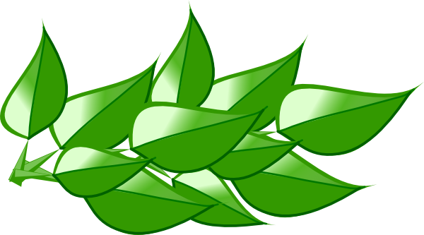 600x333 Leaves 4 Clip Art