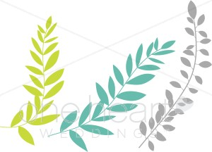 300x216 Leaves Clipart Wedding