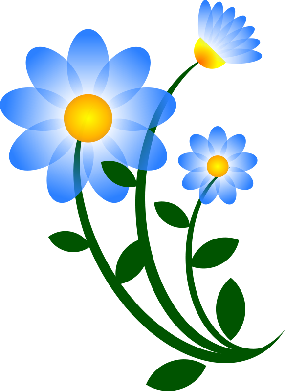 583x800 Leaves Daisy Clipart, Explore Pictures