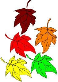 189x267 Fall Leaves Tree With Autumn Leaves Illustrationlor Clip Art 2