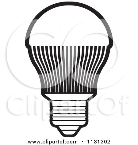 450x470 Led Light Bulb Clip Art Cliparts