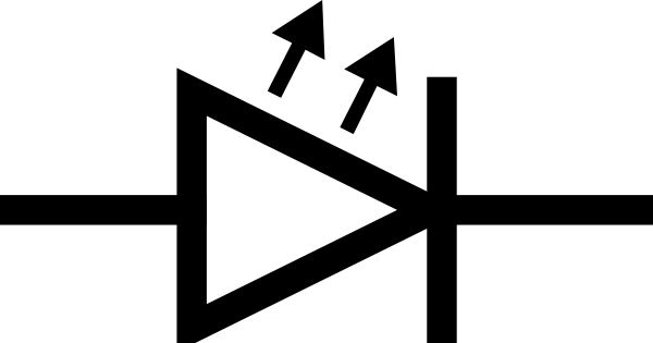 600x315 Led Symbol Clip Art