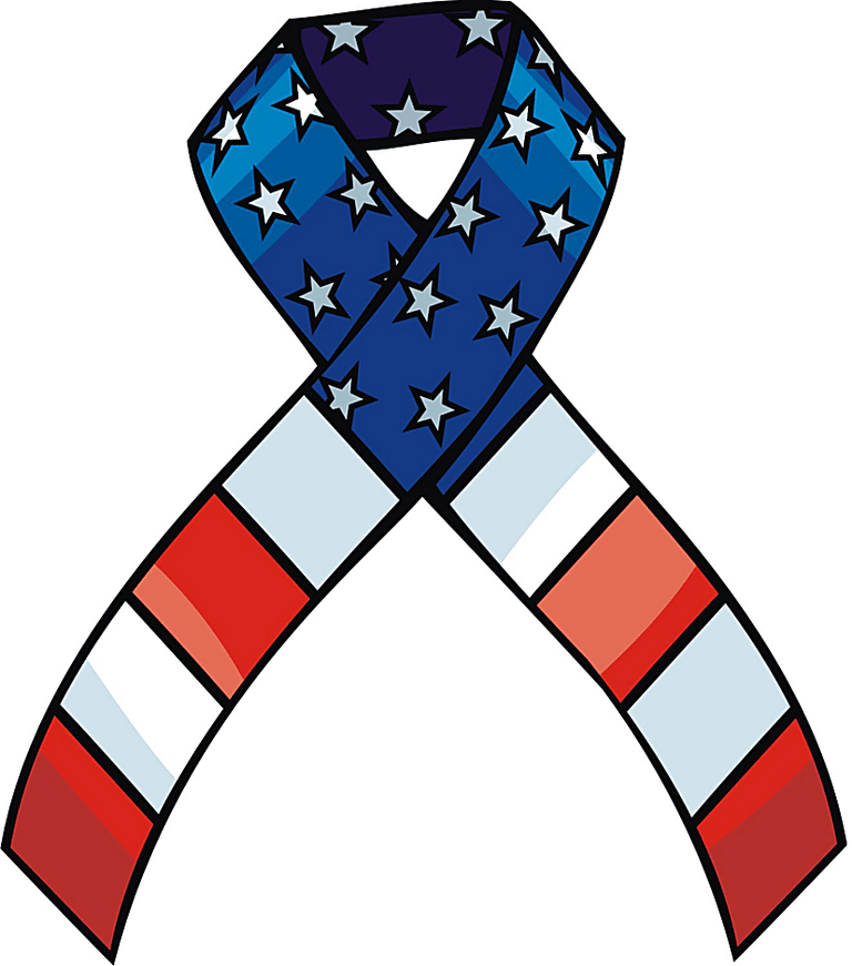 768x871 Free Patriotic Clip Art For Memorial Day