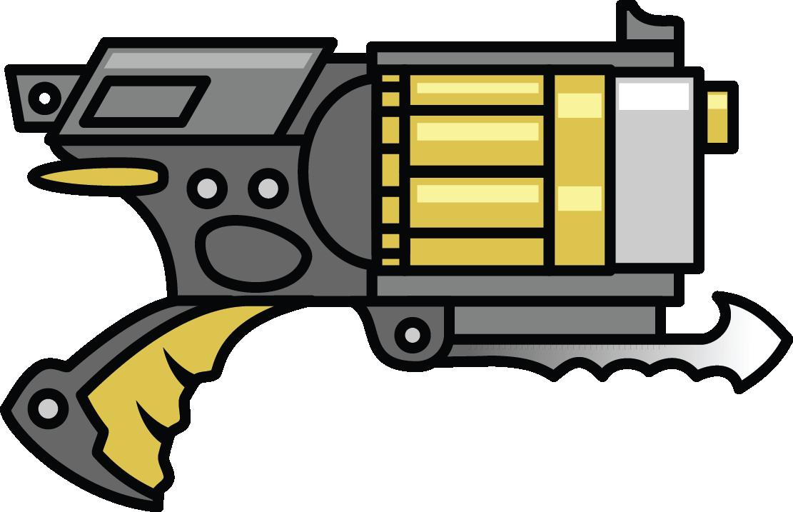 1111x717 68 Gun Clipart Clipart Fans