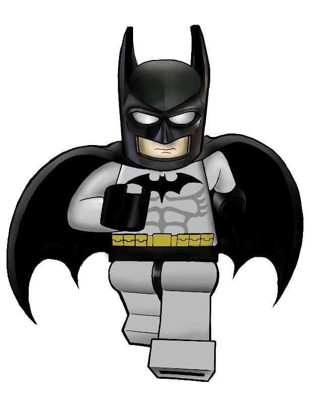 619x800 Lego Batman Clip Art