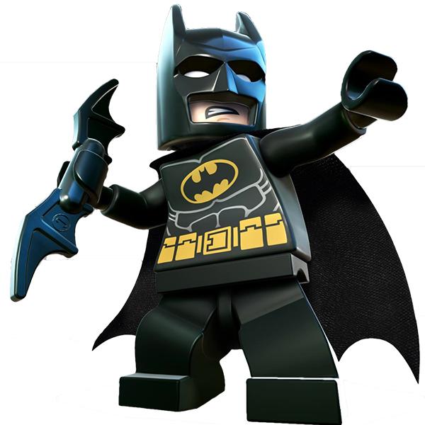 600x600 Lego Batman Clipart