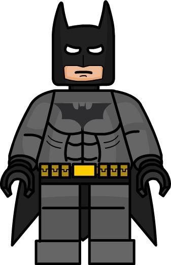 337x522 Lego Clipart Lego Batman 2017 Superhero Clipart By Bantleman