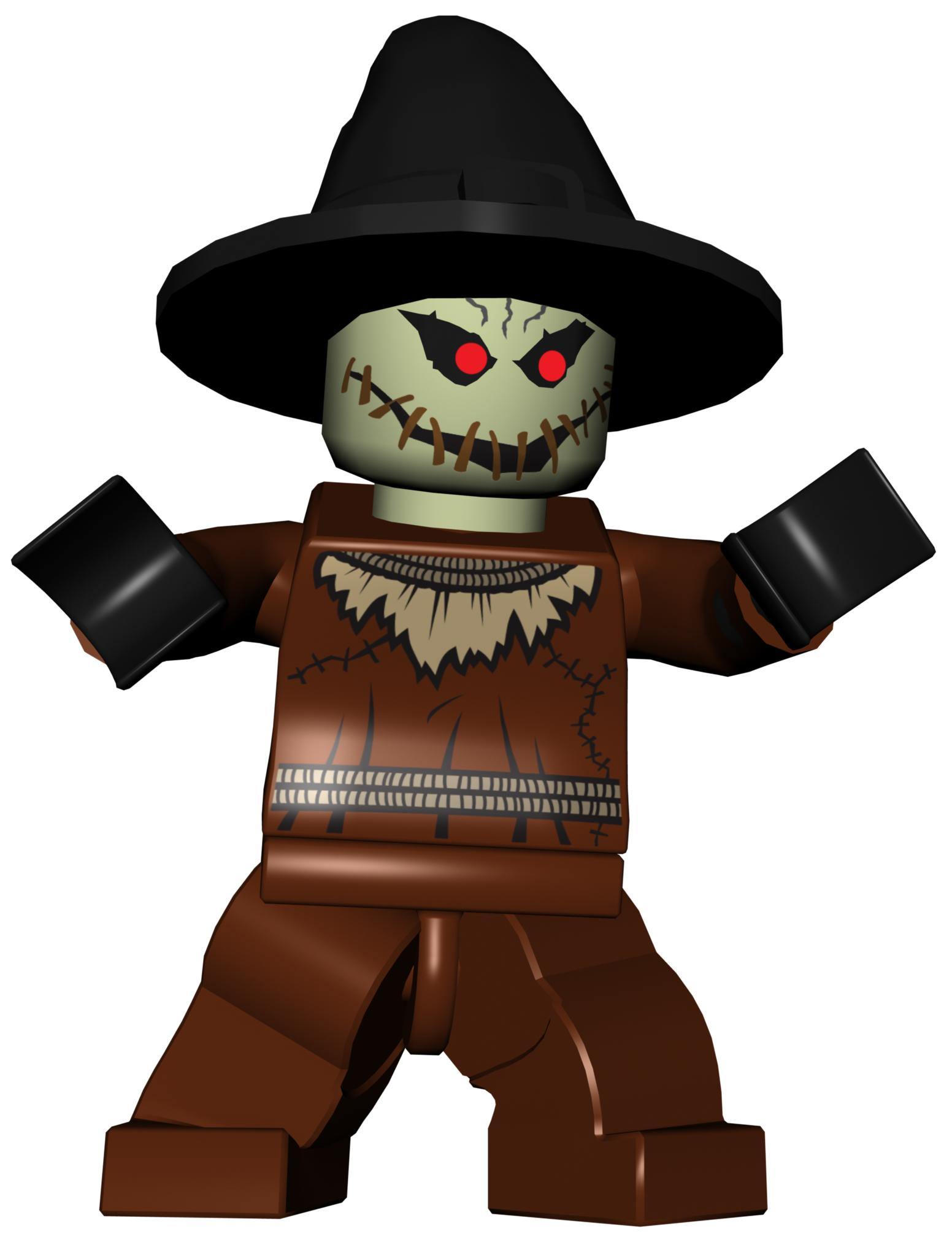 1552x2025 Scarecrow (Lego Batman The Videogame) Batman Wiki Fandom