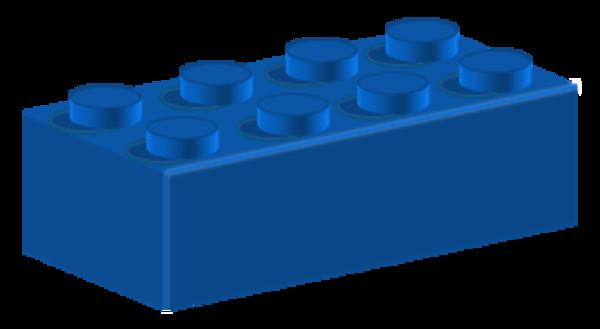 600x329 Lego Brick Clip Art