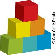 181x179 Blocks Clipart