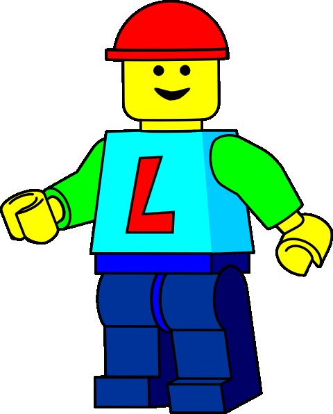 480x596 Lego Clip Art Free 4