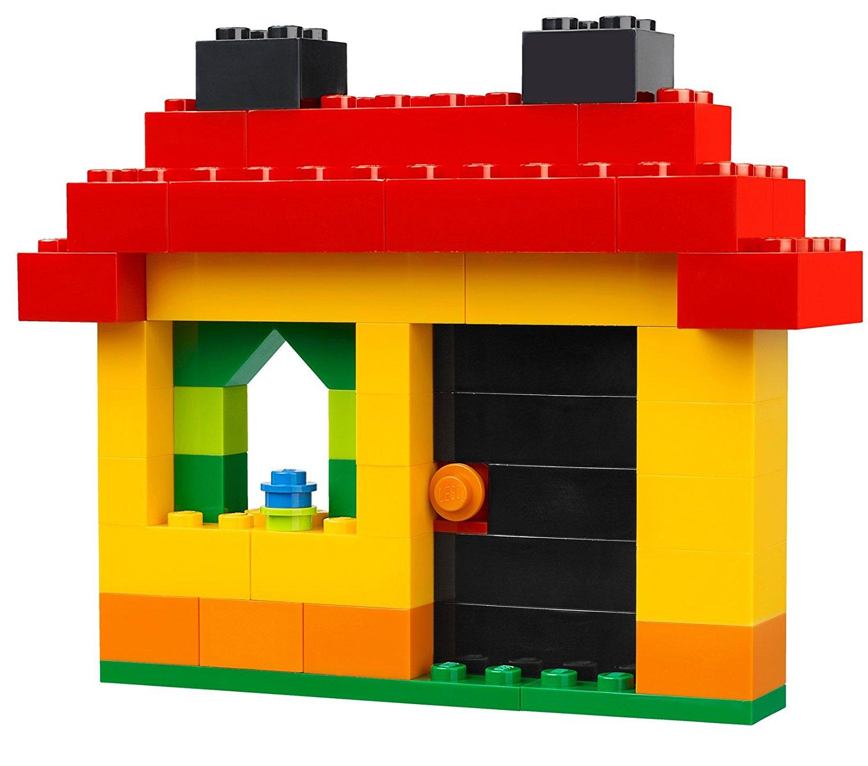 1500x1323 Lego Fun With Bricks 600 Piece Building Set,