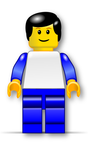 305x500 Lego Man Vector Graphics Public Domain Vectors
