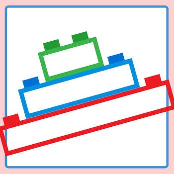 350x350 Bricks (Similar To Lego Or Lego Like) Graphic Organizer Clip Art Pack