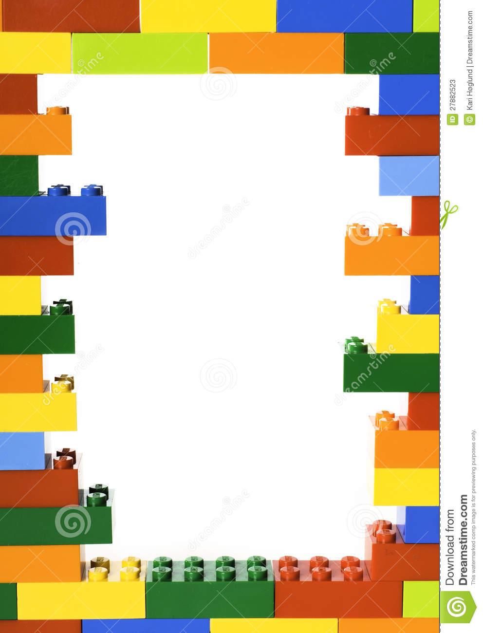 992x1300 Lego Frame Clipart