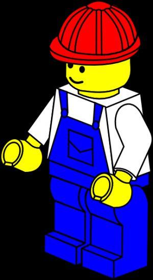 300x549 Lego Clip Art Borders School