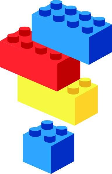 384x595 Lego Clip Art Free Clipart Images 4