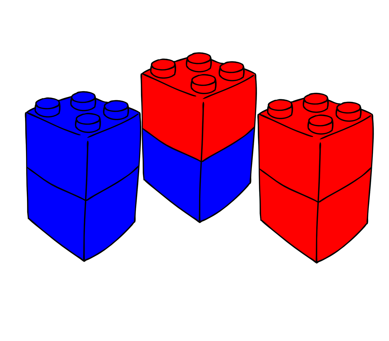 1600x1406 Lego Clipart Stack