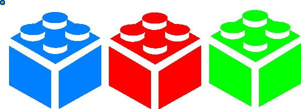 600x218 Lego Clipart Icon