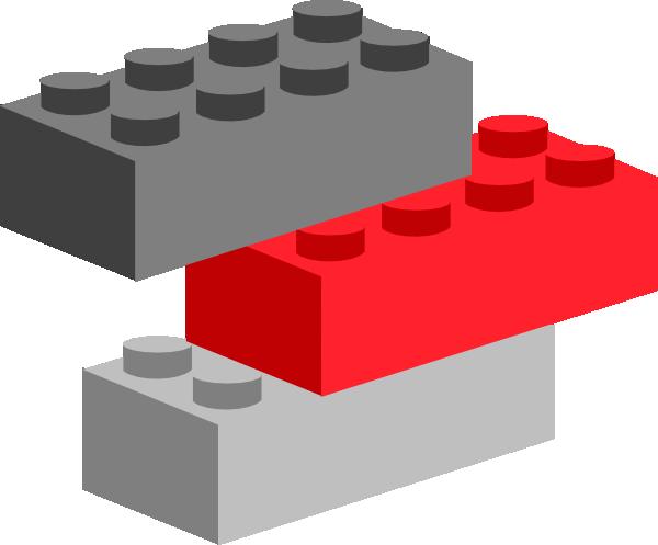 600x497 Legos Clip Art