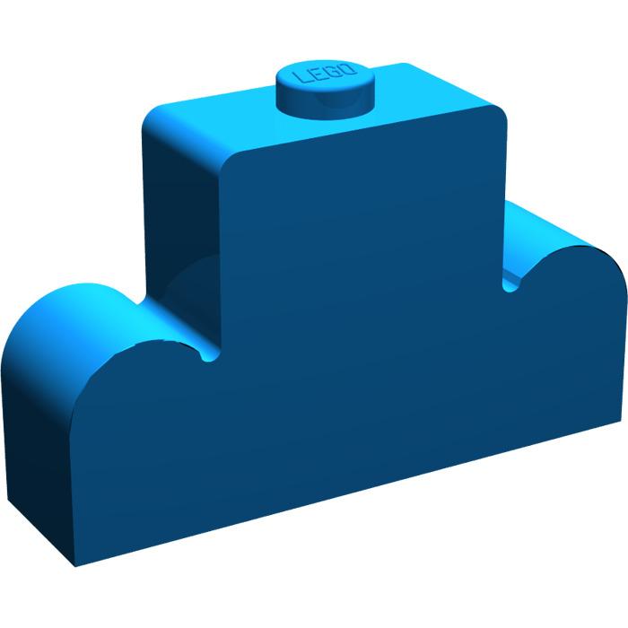700x700 Lego Brick 1 X 4 X 2 With Centre Stud Top (4088) Brick Owl