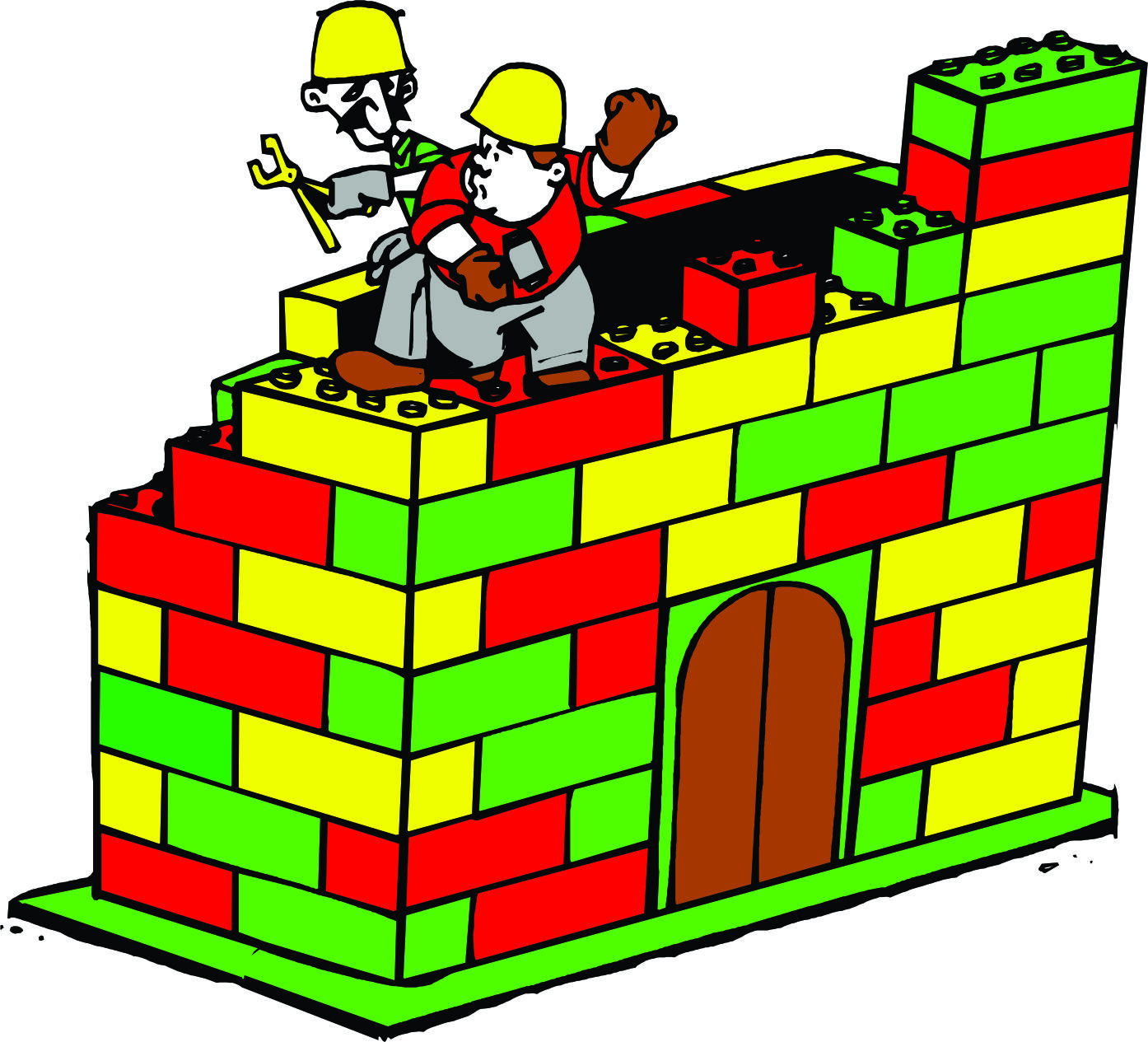 1394x1265 Lego Clip Art Free Clipart Images 2 Clipartix