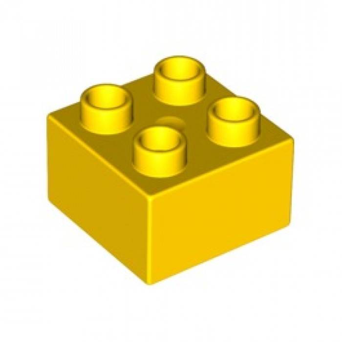 700x700 Lego Clipart Yellow